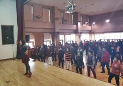 [평생교육] 2018년 평생교육 열린특강-댄스스포츠