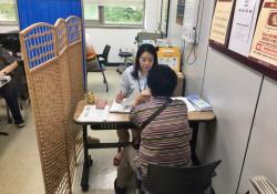 [건강복지] 전주시치매안심센터와 함께하는 치매검진 실시